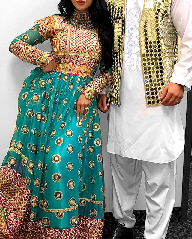 Afghan Wedding Gowns: 1267 Best Afghan National Dress Images On Pinterest