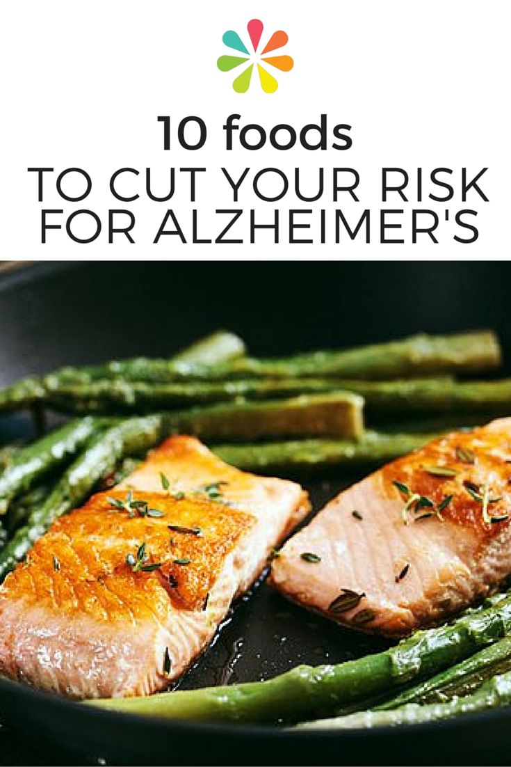 10 Foods to Cut Your Risk for Alzheimer's Disease | Your ...