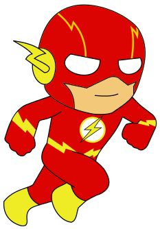 """Meet the """"Fastest Man Alive""""... Flash!         CLICK HERE TO DOWNLOAD     **FOR PERSONAL USE ONLY**        *Based on artwork by sham93.devi..."""