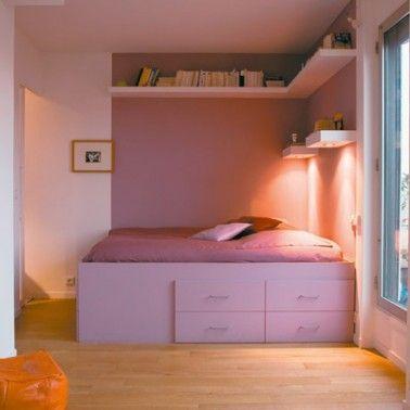 Organiser chambre dans petit appartement
