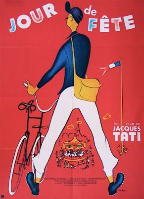 sam's myth: THE FILM POSTERS OF JACQUES TATI