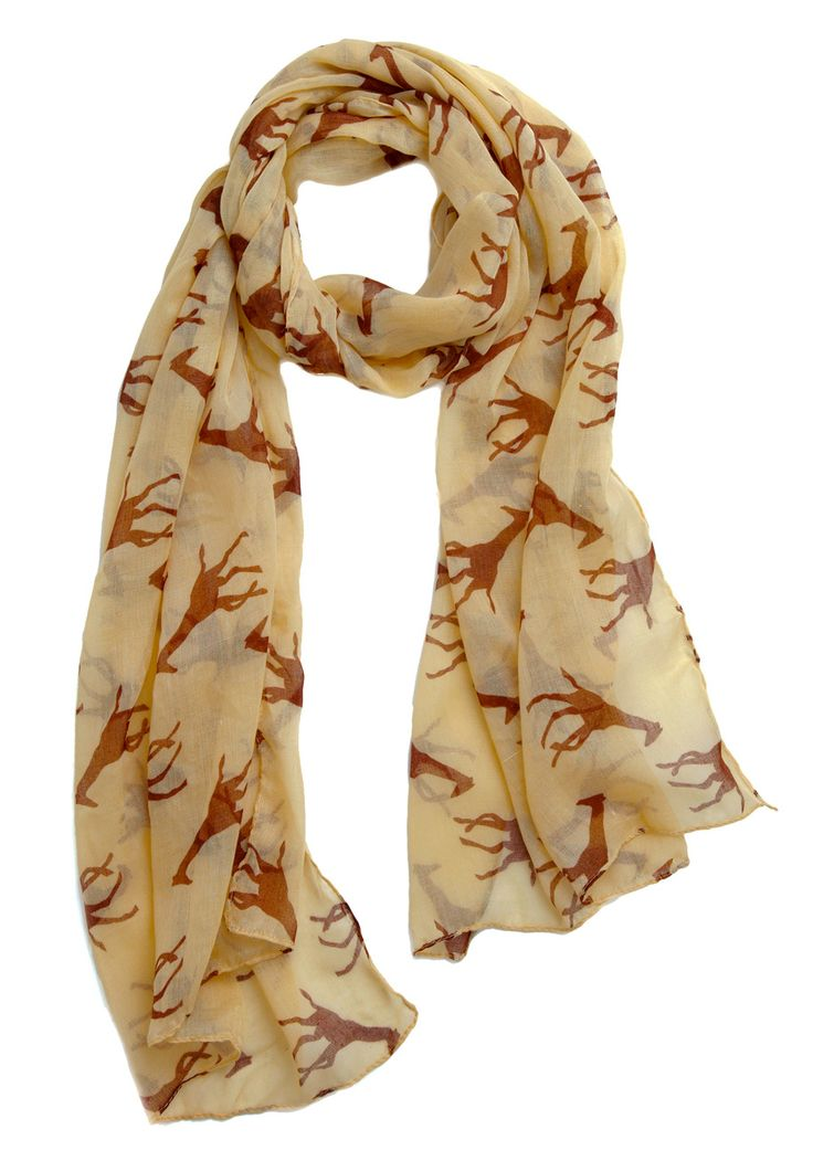 modcloth Tall Order Scarf $15.99Giraffes Prints, Giraffes Scarf, Fashion, Style, Tall Order, Scarves, Accessories Finding, Dreams Closets, Things Giraffes
