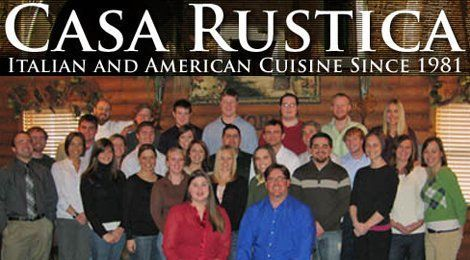 Peter and Sara Pedroni's dreams and visions were fulfilled when Casa Rustica Restaurant opened in December of 1981. When Peter found Boone, North Carolina he knew he was in the