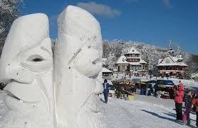 Snow Kingdom in Rožnov pod Radhoštěm 2015 - Google Search
