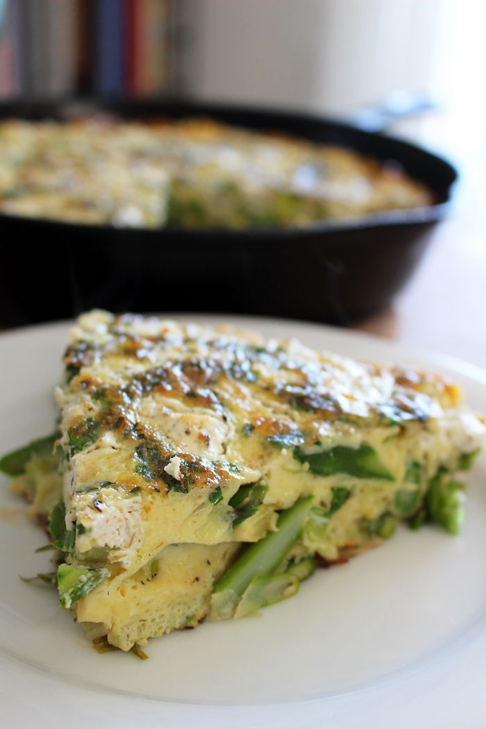 Asparagus, Herbs and Goat cheese on Pinterest