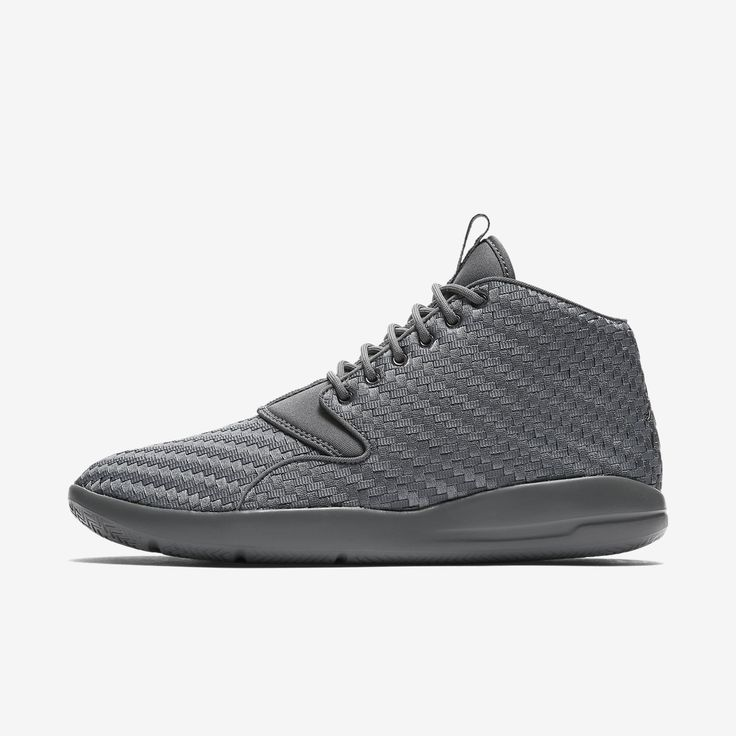 Jordan Eclipse Chukka Woven Men's Shoe. All black nikes and all white nike  shoes together