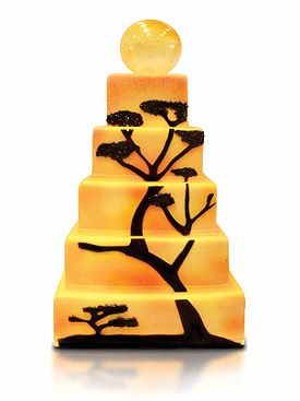 Google Image Result for http://lh5.ggpht.com/_cwUPxwTrv08/Sqcb6Mq57cI/AAAAAAAABdA/5qX4MYjViqk/cake_alchemy_african_sunset_tree_wedding_cake_275.jpg
