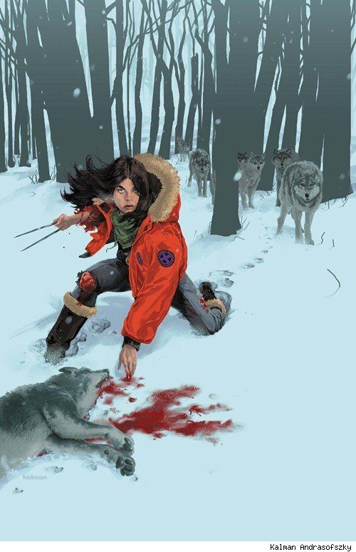 Best Comic Book Covers Ever (This Year) - 2012 Edition - ComicsAlliance | Comic book culture, news, humor, commentary, and reviews