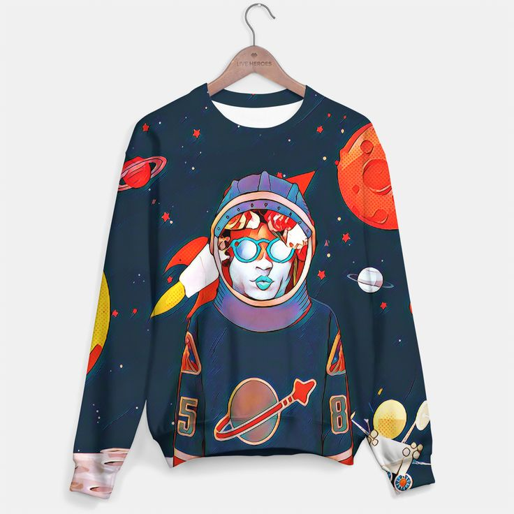 Spaceman Sweater, Live Heroes