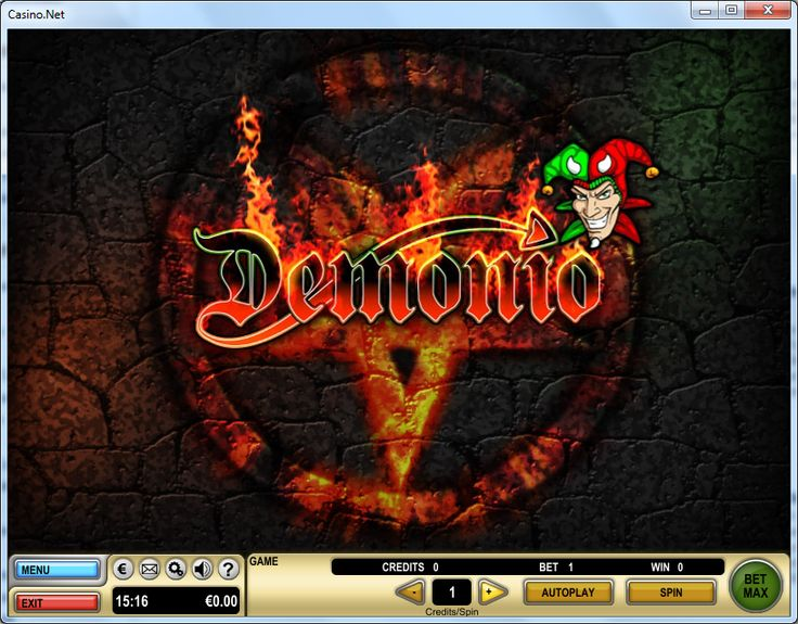 Demonio is a 5 reel, 5 pay lines, Video powered by IGT. Read our review and play the game for free with no download needed.