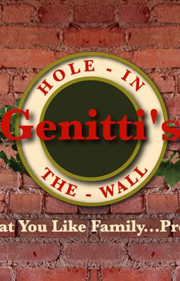 Downtown Northville resturant and dinner theater  http://www.genittis.com/