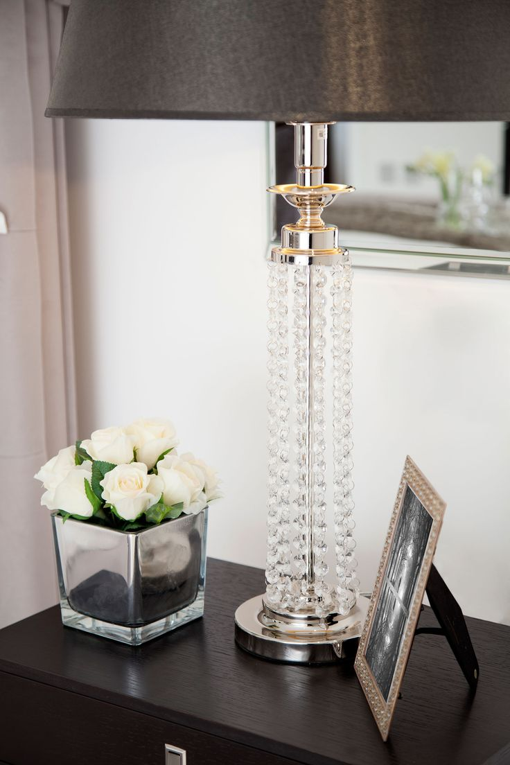 Bedside Table Accessories | JHR Interiors