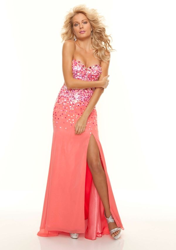 112 best Prom Dress images on Pinterest | Dress prom, Prom gowns ...