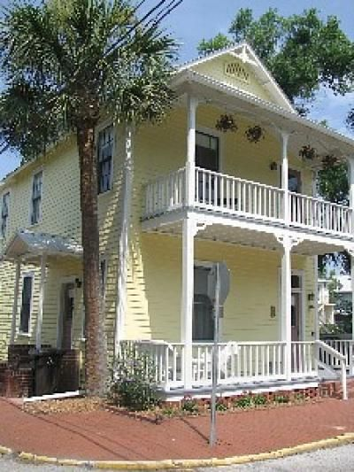 Historic Murphy House St Augustine Florida Vacation