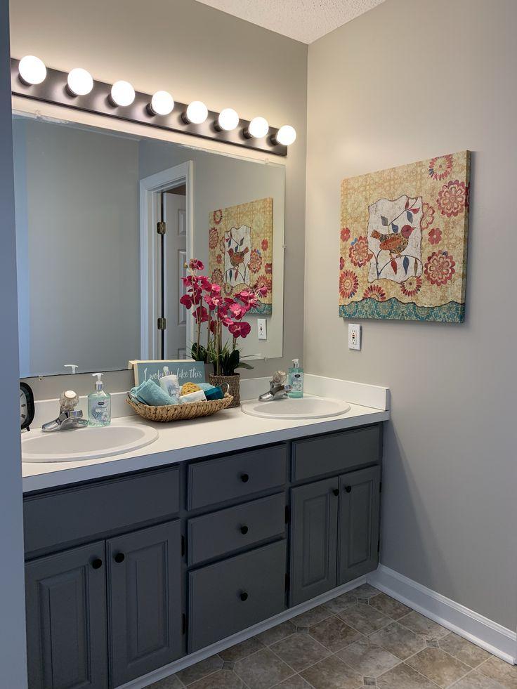 Best Benjamin Moore Chelsea Gray Cabinets Revere Pewter Walls 400 x 300