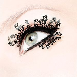 Peonies Lashes Full, £10, now featured on Fab.