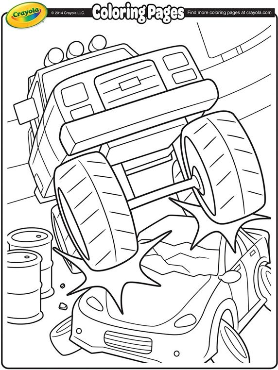 56 best Broderi fordon images on Pinterest Adult coloring - best of crayola mini coloring pages cars
