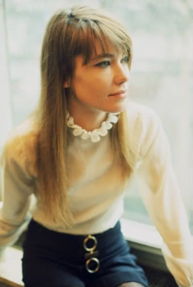 Francois Hardy is my style icon. Her winged eyeliner kicks major ass.