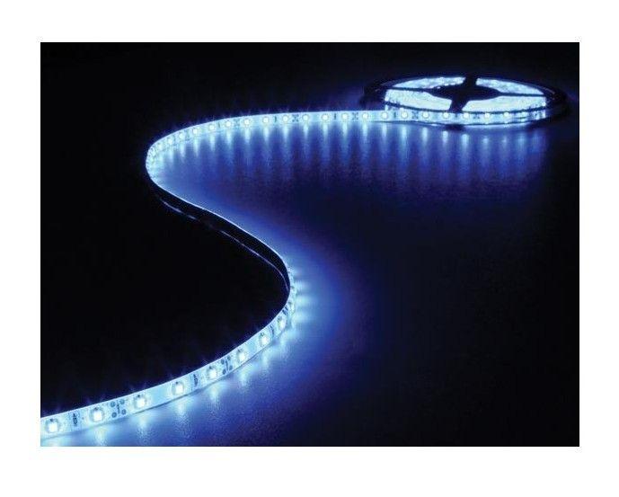 Flexible A Led Bleu 300 Leds 5 M 12 V Lb12m130bn Velleman In 2020 Led Led Strip