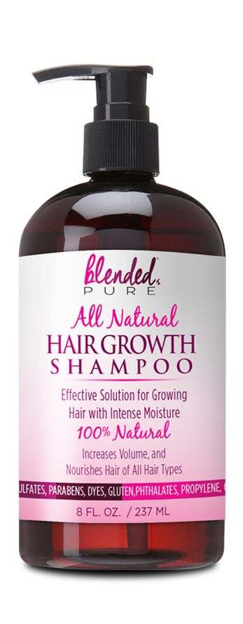 Growth Conditioning Shampoo