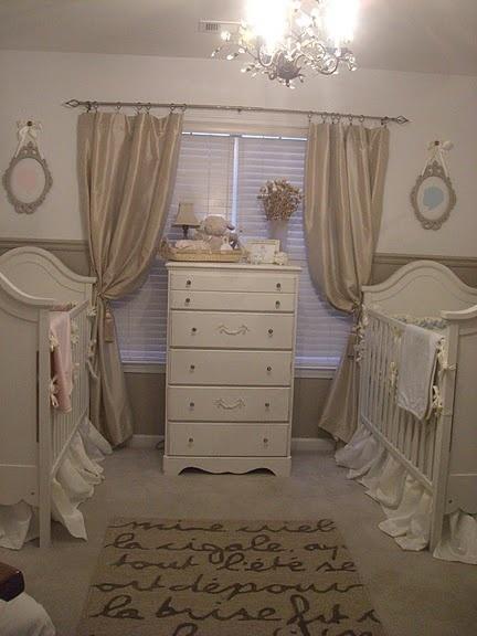 Elegant Baby Boy Nursery: 44 Best Twins Nursery Images On Pinterest