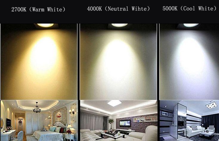 Warm white vs cool white   White christmas lights, Warm ...