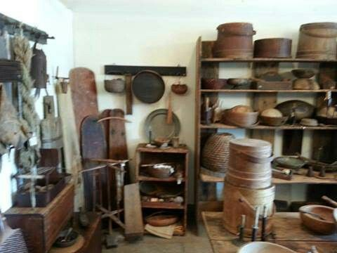 American Harvest Antiques, Paducah, Ky, Photo By Western Kentucky  Genealogy. Love This