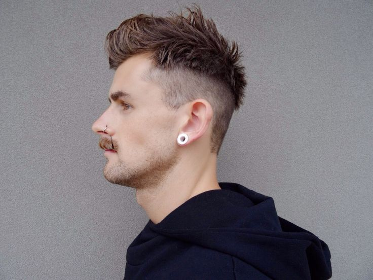 Undercut Men Hairstyle Best 85 Best Undercuts Images On Pinterest  Hair Cut Male Hair And