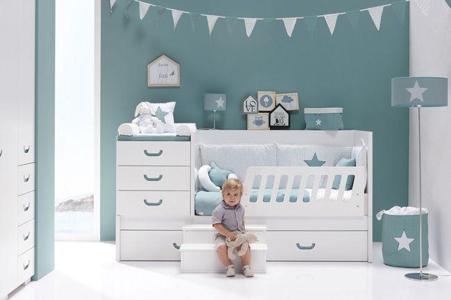 Nueva colección de muebles infantiles y cunas convertibles Alondra Trends. Descubre cada uno de sus detalles. ¡Te encantarán!