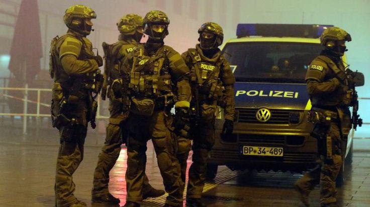 Η ΜΟΝΑΞΙΑ ΤΗΣ ΑΛΗΘΕΙΑΣ: Βαυαρία: Μουσουλμάνοι μετανάστες στην αστυνομία
