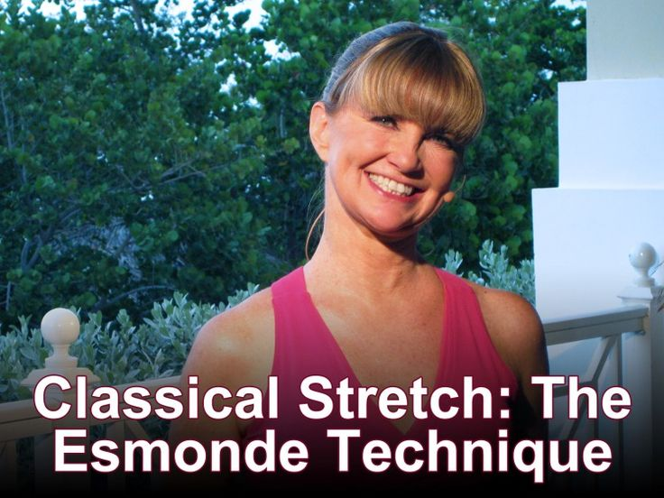 Classical Stretch The Esmonde Technique TV Show