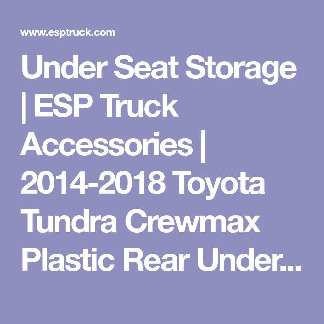 Best 25 Truck Accessories Ideas On Pinterest Toyota
