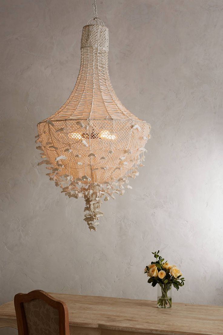 103 best diy beaded chandelier images on pinterest beaded shop anthropologies collection of unique chandeliers and pendants including the seasons newest arrivals greentooth Images