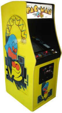 Full House Pac-Man | Upright Video Arcade Game Machines, Nationwide Shipping, AGS of ...