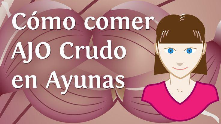 Cómo comer ajo crudo en ayunas: Beneficios curativos del consumo de ajo    **********************