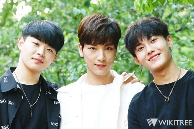 Jinwon, Wontak, Woohyuk