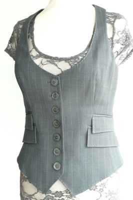 17 Best Images About Waistcoats Ff3 On Pinterest