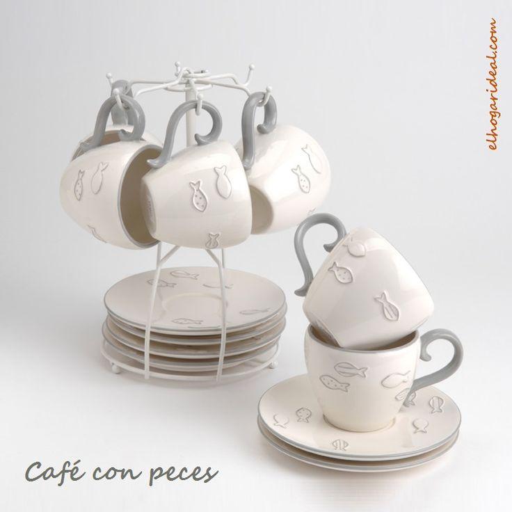 17 mejores ideas sobre soporte de tazas de caf en for Juego tazas cafe