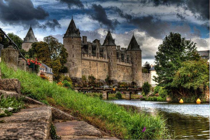 Josselin. Bretaña Francesa