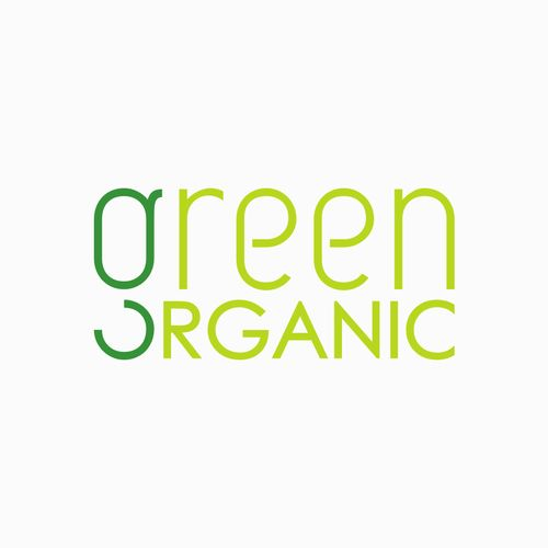 Designs | Logo for pure and natural Green Organic Company | Logo design contest