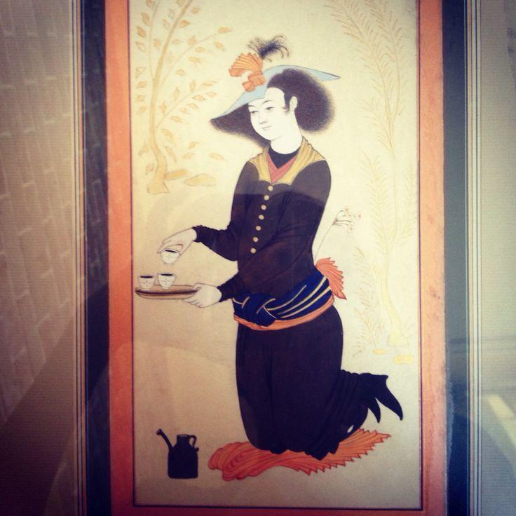 Iranian painting