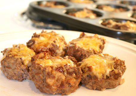Mini Meatloaf Muffin Tin: Beef Recipes, Muffin Tins, Minis Muffins, Mini Meatloaf Recipes, Muffins Pan, Minis Meatloaf Recipes, Muffins Tins, Minis Meatloaf Muffins, Minis Meatloav