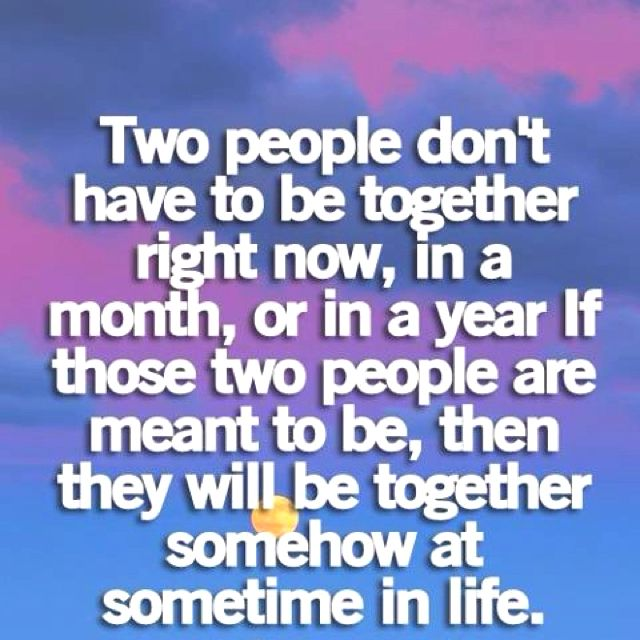 If Its Meant To Be Quotes. QuotesGram