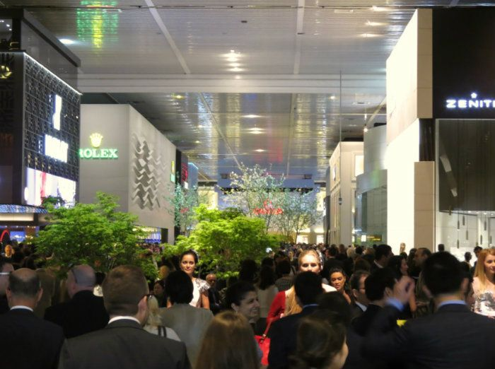 Baselworld brings together the greatest jewellery and watch industry | Basel Shows