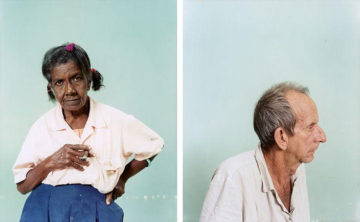 Stefan Ruiz — Portraits — Assorted