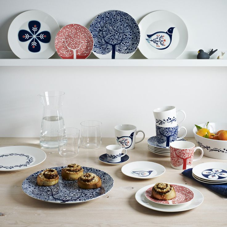 Fable is a laid back tableware collection from Royal Doulton