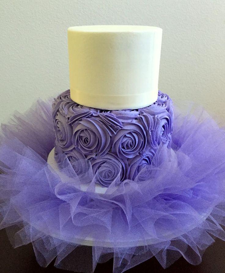 Cake Talk: How to make a Tutu Cake Board