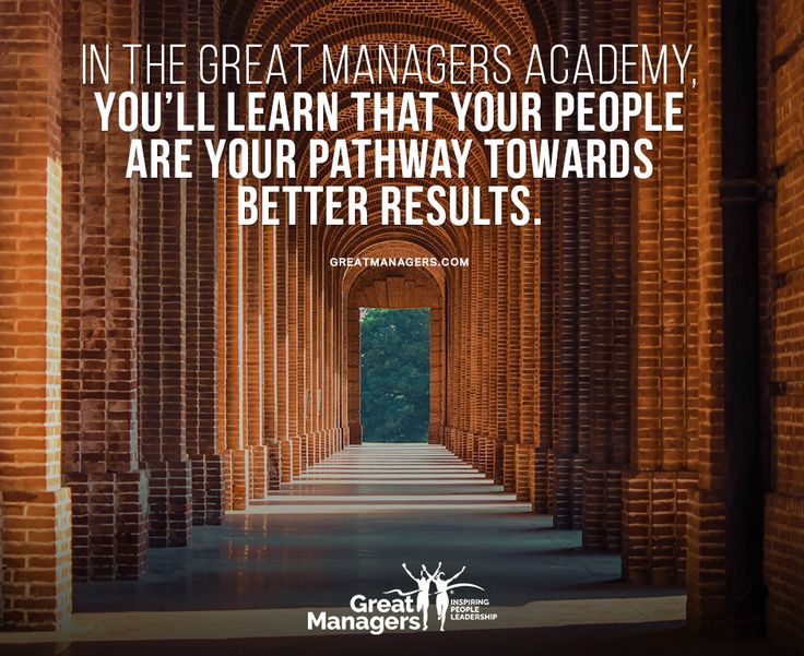 Learn more on our website! https://www.greatmanagers.com.au/ #leadership #management #inspiration #success #focus #greatmanagers