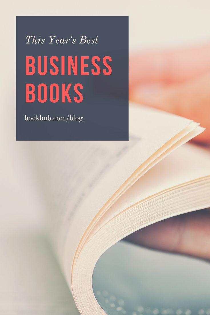 The Best Business Books Of 2018 In 2018 Books Pinterest Books