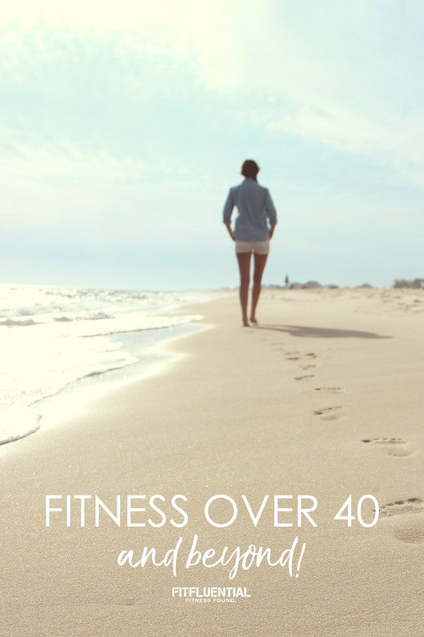 Chris Freytag explains how fitness after 40... and 50.. and beyond... is MORE than possible! Listen to the podcast #FitFluential #fitness #workout #healthyliving